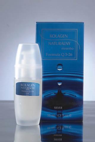 KOLAGEN Silver - Transdermální kolagen Q5-28 50 ml